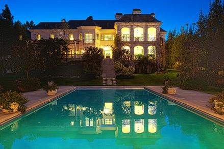 LA Holmby Hills property