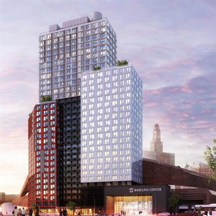 World's tallest modular building New York