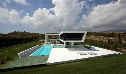 H3 House in Athens Greece by 314 Architecture Studio