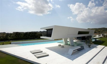 H3 House in Athens Greece