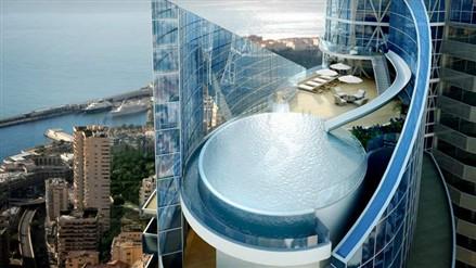 Monaco Odeon Tower penthouse