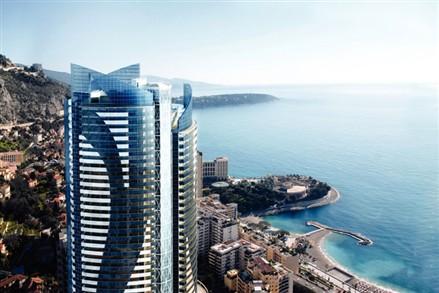 Monaco Odeon Tower