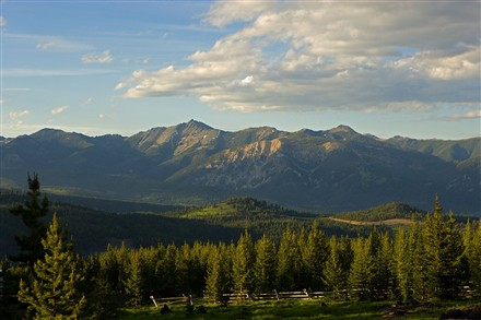 Elk Horn Ranch Montana