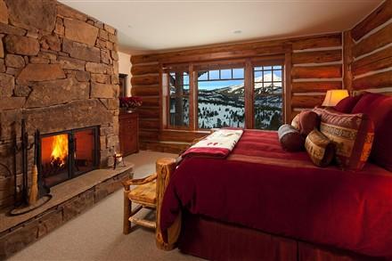 Elk Horn Ranch bedroom