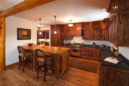 Elk Horn Ranch kitchen