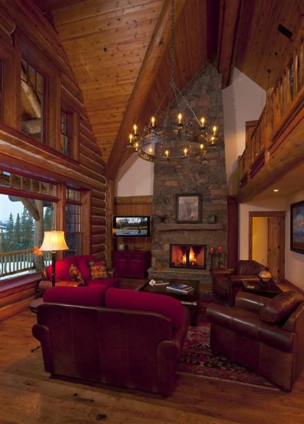 Elk Horn Ranch interior
