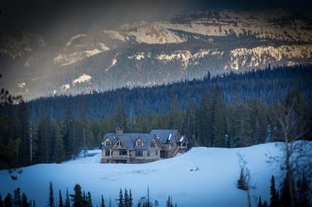 Yellowstone Club Montana ranch for sale