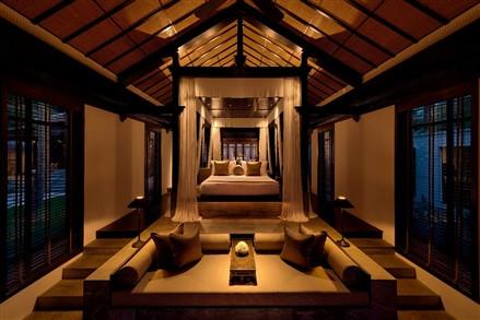 One-bedroom hotel villa of The Nam Hai