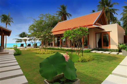 Baan Tawan Tok villa for rent