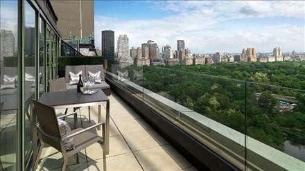 Plaza Hotel Penthouse NYC