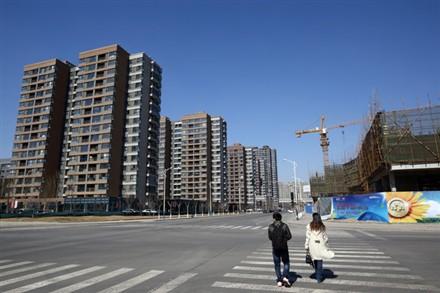 Fun City apartment complex in Beijing