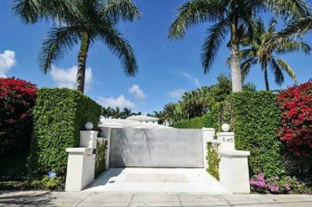 Shakira Miami Beach Mansion