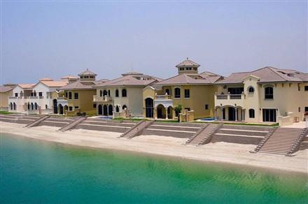 Beach Houses in Dubai