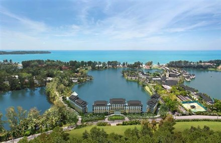 Angsana Waterfront Suites Laguna Phuket