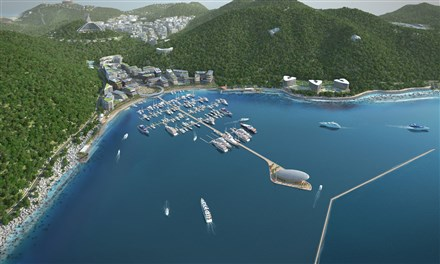 Vung Ro Bay development