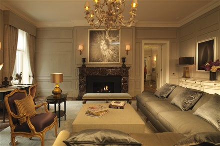 Luxury Knightsbridge flat goes on the market for $46 Million