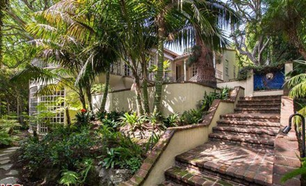Jodie Foster Relists Private Hollywood Hills Home