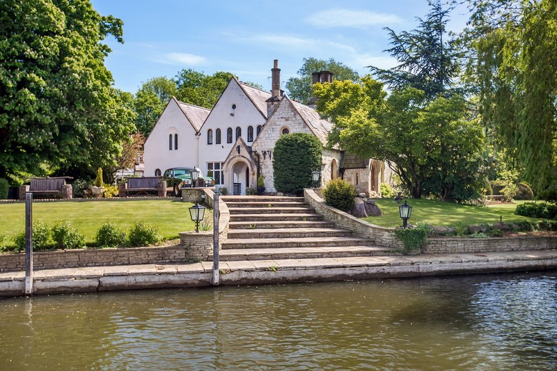 Magna Carta Island Hits the Market