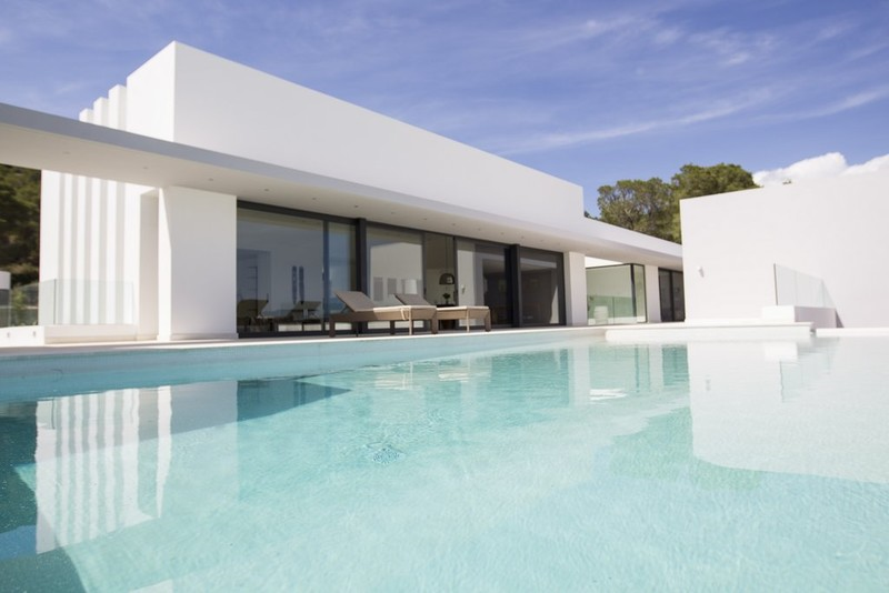 The coolest place in Ibiza - Villa Montesol In Vista Alegre