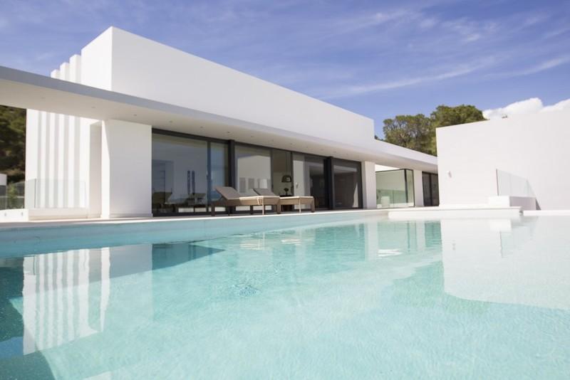 在伊比沙岛最酷的休闲地点 - MONTESOL别墅