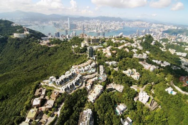 亚洲最昂贵的别墅在香港出售