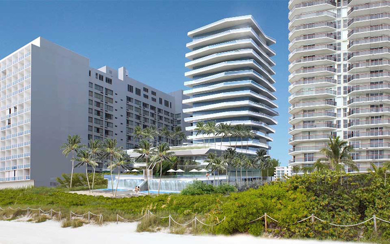 A Miami Beach Condominium to Ask $50 Million
