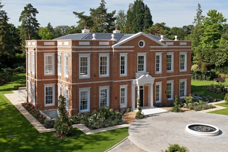 An English Mansion With Massive Basement Asks $29 Million