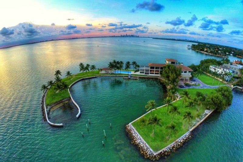 Key Biscayne home lists for $60 million