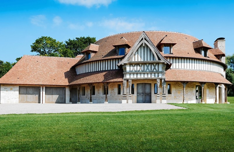 French Director Claude Lelouch Lists in Deauville for $9.34 Million