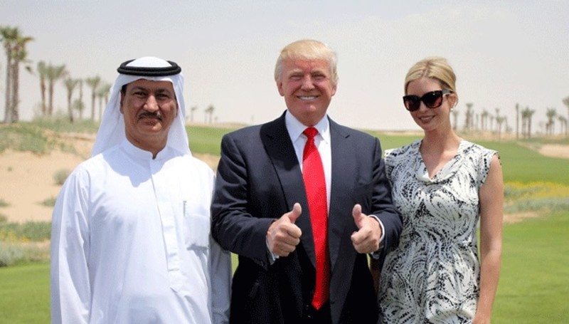 Donald Trump eyes more Dubai investments