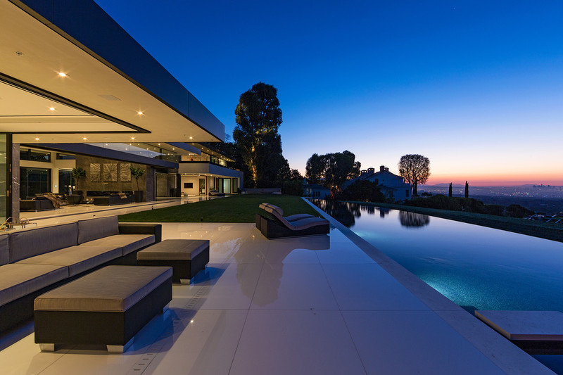 Los Angeles House With 'Auto Gallery' to Ask $55 Million