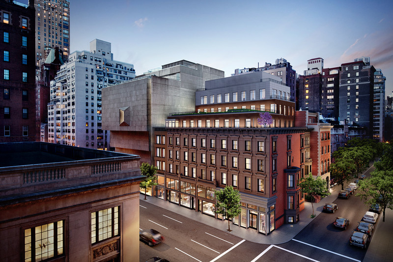 Whitney condo with block-long terrace to list for $39 Million