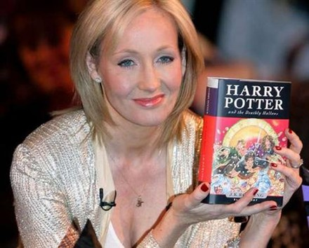 J.K. Rowling buys £2.5m Edinburgh mansion
