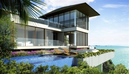 Conrad Koh Samui luxury villas to be launched in HK