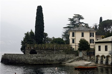 David Beckham to Buy George Clooney's Lake Como Villa