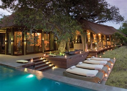 Ultra luxury private safari homes for sale