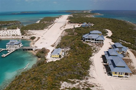 Private Island in the Bahamas for Sale at $110 Million