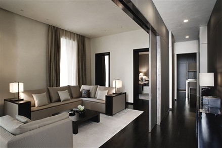 Cavour 220: Armani Designed Residences in Rome