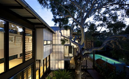 Marcus Beach House by Bark Architects