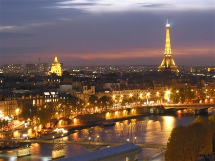 Property prices in Paris reach record high