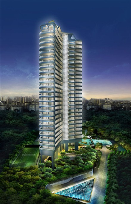 Trilight Condominium For Sale, Singapore
