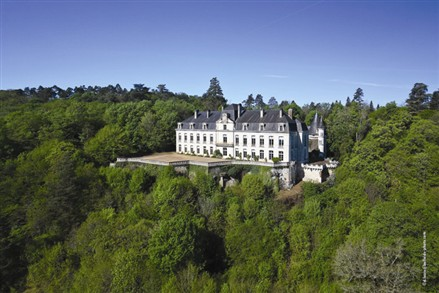 Chateau Vaugoubert  France, estate of the day