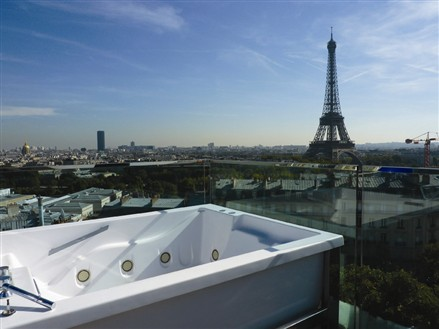 Paris Perfect, estate of the day