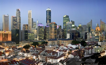 More foreign buyers in Singapore