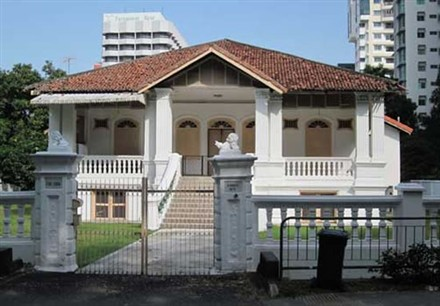 Singapore most expensive house