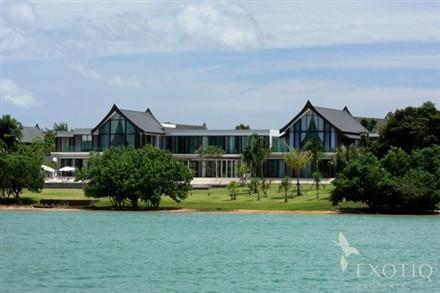 village, 普吉岛  laguna village临近安达曼海的粼粼碧波和班涛海滩
