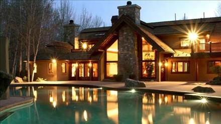 Bruce Willis Home Sun Valley Idaho