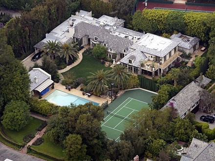 Madonna Wants $28 Million For Her Beverly Hills Mansion