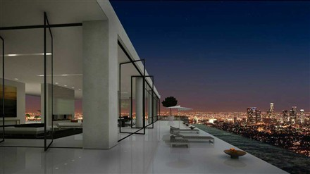 West Hollywood penthouse listed for $45 million