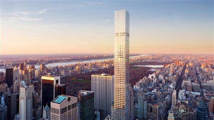 Penthouse at 432 Park Ave. in contract for $95M